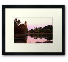 Laratinga Wetlands Framed Print