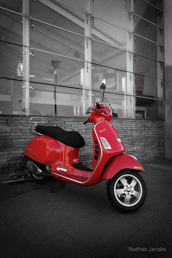 Vespa by Nathan Jacobs
