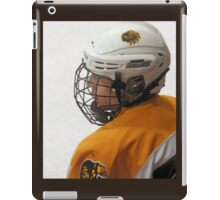 Waiting for Ice Time  iPad Case/Skin