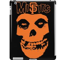 SF Misfits (NOW WITH BETTER COLOR!) iPad Case/Skin