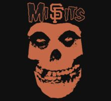 SF Misfits (NOW WITH BETTER COLOR!) Kids Clothes