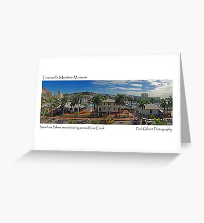Townsville Maritme Museum Greeting Card