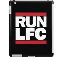 RUN-LFC iPad Case/Skin