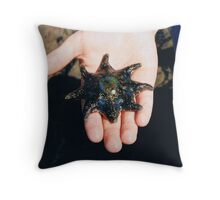 Rockpools 14 Throw Pillow