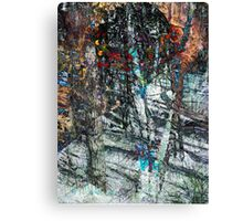 Magical Woodland Canvas Print