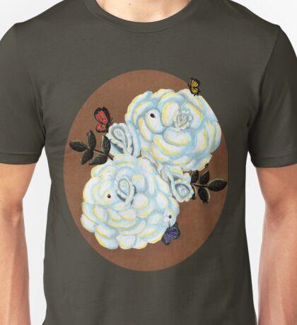Illuminated Roses Unisex T-Shirt