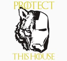 Protect House Stark by Tokyodoll13