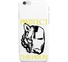 Protect House Stark iPhone Case/Skin