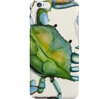 Crab iPhone Case/Skin