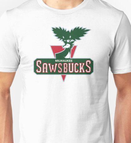 Milwaukee Sawsbucks T-Shirt Unisex T-Shirt
