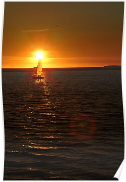 SUNSET WEST KIRBY MARINE LAKE (3) by PhotogeniquE IPA