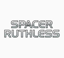 Mass Effect Origins - Spacer Ruthless Kids Clothes