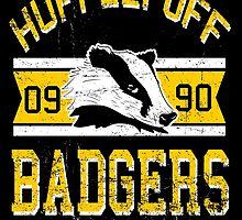 Badgers by absolemstudio