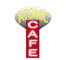 ATOMIC CAFE Photographic Print