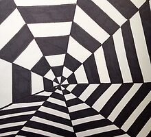 Crooked Optical Illusion by dearmoon