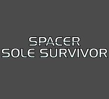 Mass Effect Origins - Spacer Sole Survivor by Joshua Bell
