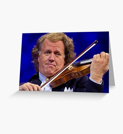 Andre Rieu Greeting Card