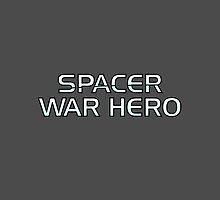 Mass Effect Origins - Spacer War Hero by JBGD
