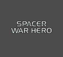 Mass Effect Origins - Spacer War Hero by Joshua Bell