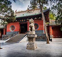 Shaolin Temple DengFeng China art photo print by ArtNudePhotos