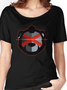 Phenom Bear: Cyclops was Right! Women's Relaxed Fit T-Shirt