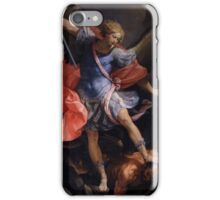 St. Michael the Archangel  iPhone Case/Skin