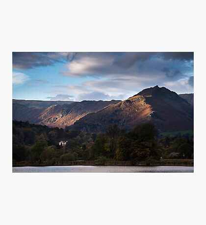 Late Light Grasmere Photographic Print