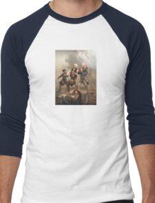 Yankee Doodle Dandy Men's Baseball ¾ T-Shirt