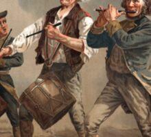 Yankee Doodle Dandy Sticker