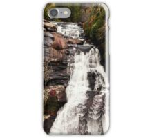High Falls Dupont State Forest Waterfall iPhone Case/Skin