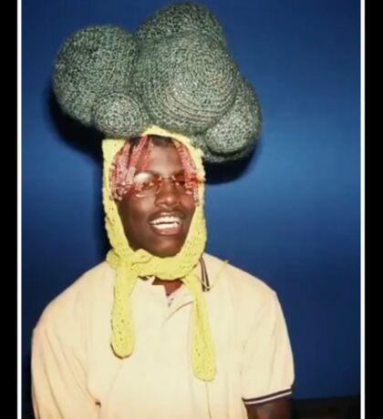 Lil Yachty Broccoli hat Sticker