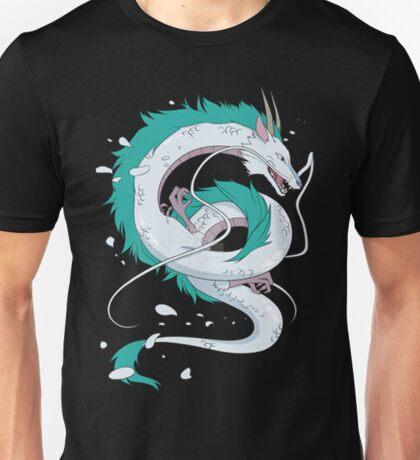 Haku - Spirited Away Dragon Unisex T-Shirt