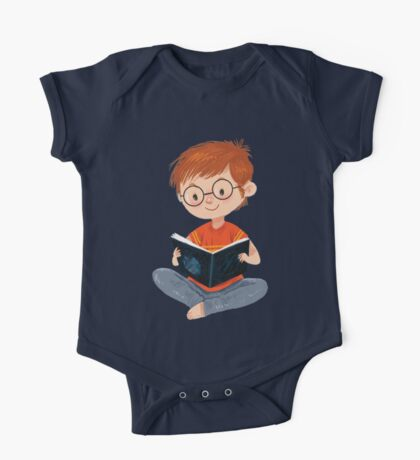 Reading is Fun! One Piece - Short Sleeve