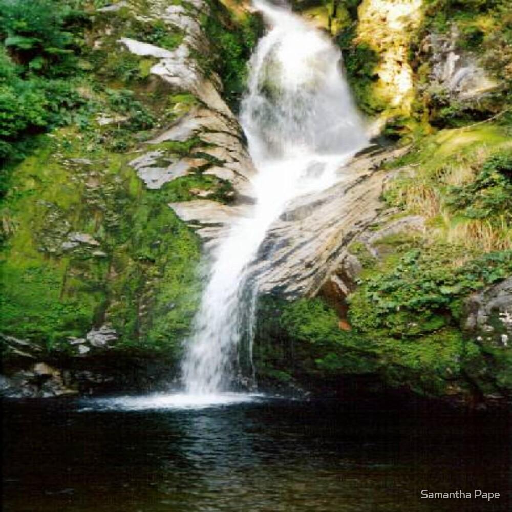 Waterfall by Samantha Pape