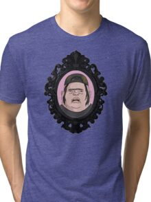 Fatty Ding Dong. Tri-blend T-Shirt