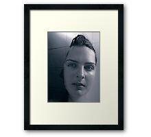 Terminatrix Framed Print