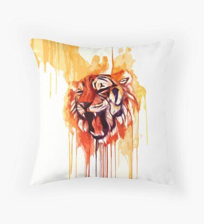 Roar I Throw Pillow