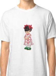 Ukrainian girl Classic T-Shirt