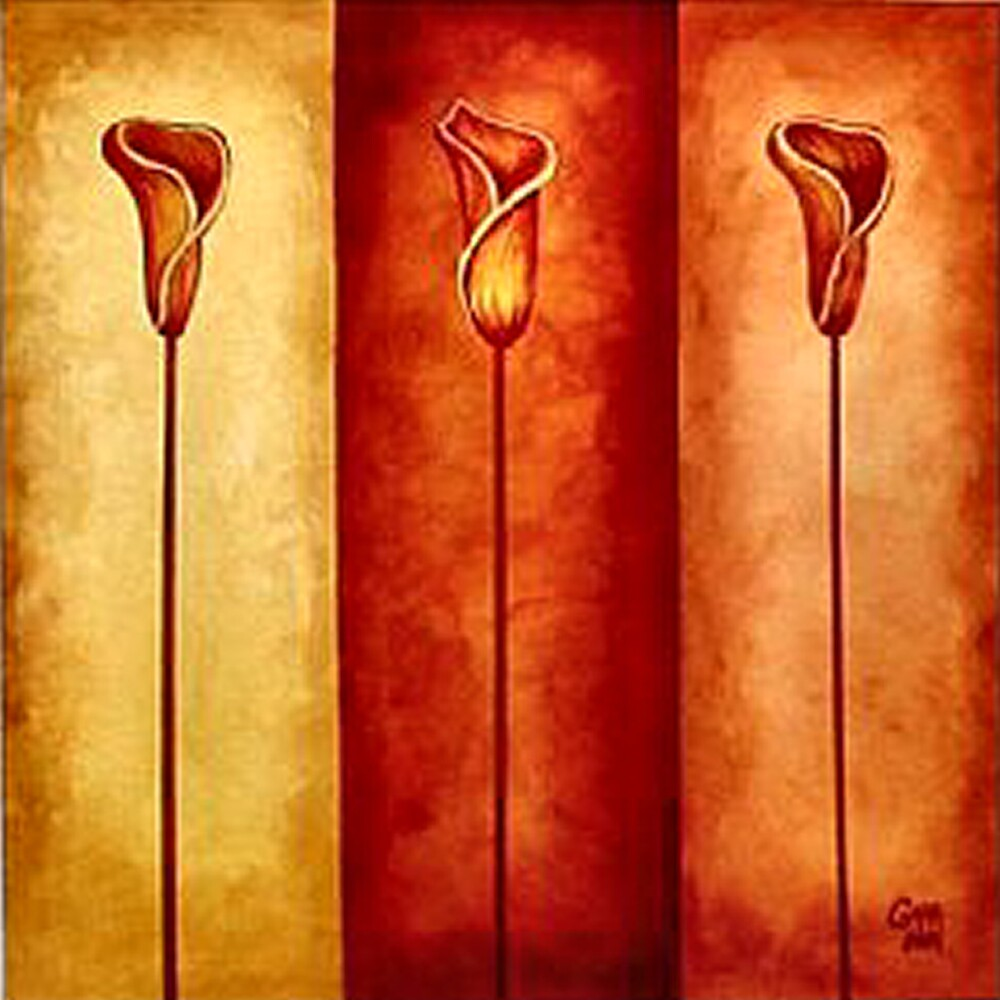 3 Lily's by Peggy Garr