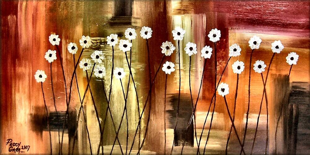 Contemporary Garden by Peggy Garr