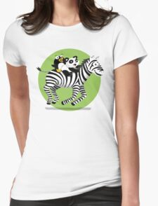 Black and White Buddies T-Shirt
