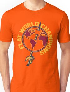 Flat Earth Champions - Kyrie Irving Unisex T-Shirt