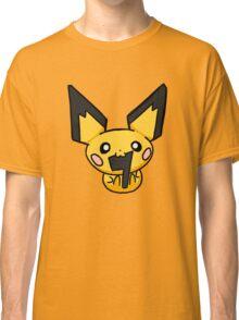 Pichu: Very Cute But Very Dumb Classic T-Shirt