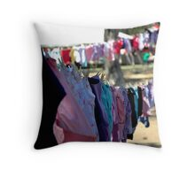 Underpants Throw Pillow