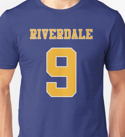 Riverdale Jersey – 9, Archie/Jason Blossom Unisex T-Shirt