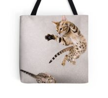 I bet you can't do this... Tote Bag