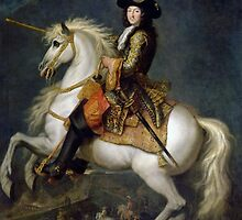 'The Sun King' Louis XIV of France by PattyG4Life