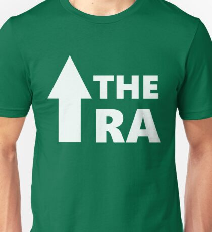 Up The Ra Simple Design Unisex T-Shirt