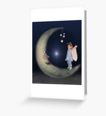 Reach For The Stars - Version 2 Greeting Card