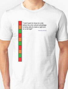 Cultural move Unisex T-Shirt